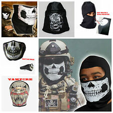 Skeleton Skull Vampire Ghost Mask Bandana Balaclava 4 Call of Duty Harley rider