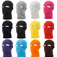 SKI MOTORCYCLE MOTORBIKE NECK WARMER HELMET HAT BALACLAVA SCARF SNOOD FACE MASK