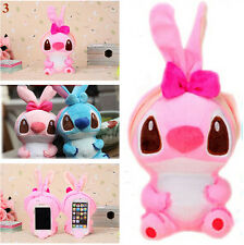 Lovely 3D Cute Cartoon Dog Plush Toy Doll Case Cover For Various Sony Phones