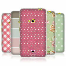 HEAD CASE FRENCH COUNTRY PATTERNS GEL REAR CASE COVER FOR NOKIA LUMIA 625