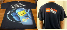 Official THE LEGO MOVIE VIDEO GAME T-SHIRT- Limited Nintendo Wii U 3DS PS Vita+