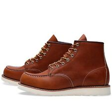 "RED WING 875 HERITAGE 6"" MOC TOE MEN BOOT MADE IN THE USA"