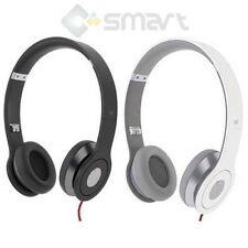 3.5mm Headphone Headset Earphone Stereo For Mobile phone MP3 4 PC Tablet Laptop
