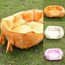 Cute Bowknot Princess Pet Dog Cat House Bed Kennel Sofa Small Large