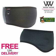 Woof Wear Powerstretch Headband Ear Warmers **FREE UK DELIVERY**