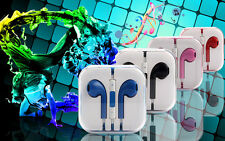 Earbuds Earphone Headset Remote Micphone For iphone Apple iPod Headset With Mic