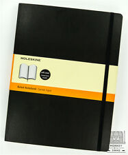 MOLESKINE SOFT COVER NOTEBOOK PLAIN / RULED