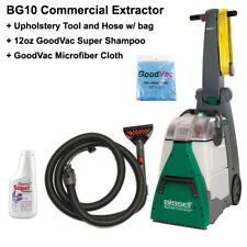 Bissell BG10 Carpet Shampooer with Upholstery Tool Attachment Hose Set 30G3