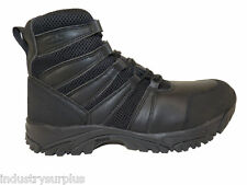 OTB By New Balance 801MBK Bushmaster Black 6 Inch Tactical Boots WIDE Sizes