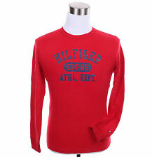 Tommy Hilfiger Men Long Sleeve Classic Fit Sweat Polo Shirt T-Shirt - $0 Ship
