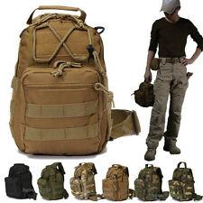 Outdoor Tactical  Military Bag Travel Sport Camping Hiking Trekking Backpack NEW