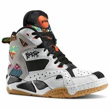 NEW IN BOX REEBOK Blacktop Battleground Tribal Men's Shoes Pumps M43284