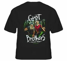 Swamp People TV Show Guist Brothers Troy Landry T Shirt NEW
