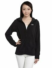 The North Face TKA 100 Masonic Hoodie Fleece Jacket TNF Black