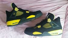 Brand New Nike Air Jordan 4 Retro Thunder IV doernbecher christmas