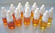 10ml Flavored eLiquid e Liquid e Juice 0% nicotine Vapor wholesale