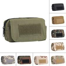 Military Travel Waist Pack Mini Waist Bag Army EDC Pouch Camping Hiking Bag