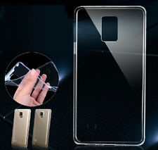 Clear Ultra thin TPU Silicone Soft Gel Case Cover Skin For Samsung Cell Phones