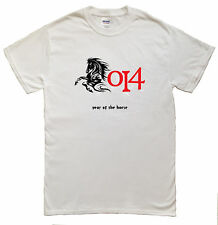 Chinese Zodiac New Year 2014 Year of the Horse  T-shirt for Men - Free Shipping!