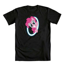 My Little Pony Portal One Sided T-shirt Anime Licensed NEW