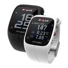 Polar M400 HR GPS Speed & Distance Heart Rate Monitor Watch & Activity Tracker