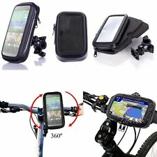 Water Resistant Rotating Bicycle Bike Mount Handle Bar Holder Case For Nokia