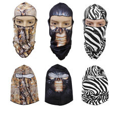 Unisex Cycling Motorcycle Winter Ski Snow Balaclava Neck Full Face Mask Cap Hat