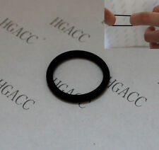 New METRIC NITRILE RUBBER O-RINGS 2MM DIAMETER C/S. VARIOUS SIZES 2 TO 15 MM ID