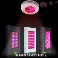 8 Size All LED Grow Light Indoor Hydroponic Flower Veg Plant Full Spectrum Panel