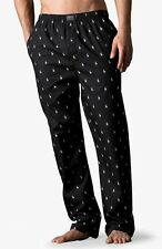 NWT Polo Ralph Lauren Men's Elastic Waistband Pajama Lounge Pants Pony All Over