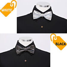 New Mens Shining Bowtie Dot Classic Tuxedo Party Novelty Formal Glitter Bow Tie