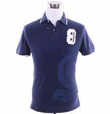 Tommy Hilfiger Men Short Sleeve Logo Custom Fit Pique Polo Shirt - $0 Shipping