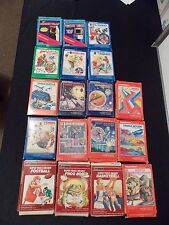 Intellivision and Sears Intellivision Super Video Arcade Games