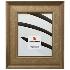 Craig Frames Marais II,  French Country Style Silver Picture Frame