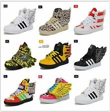 New wing of angel wings shoes dancing men and women high shoes