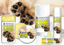 PAW BUTTER Organic, Handcrafted Balm for Dry, Rough Dog Paw Pads in Organza Bag