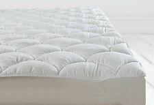 Luxurious Mattress Topper 600g Filling Orthopaedic Topper Single Double King