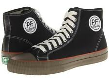 PF-FLYERS PM14OH1K CENTER HI Men/Women Unisex Retro Black Casual Street Shoes