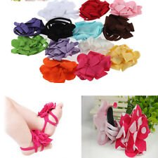 Nice Barefoot Toe Blooms Shoes Baby Toddler Infant Girls Sock Sandals Shoes Hot