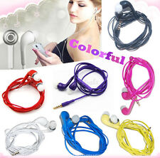 Latest 3.5mm In-Ear Stereo Earbud Headphone Earphone for Samsung Phones With MIC