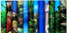 "18""-20""H Aquarium/Vivarium/Terrarium Background 24""L Choose Tank Scenes 2 Foot"