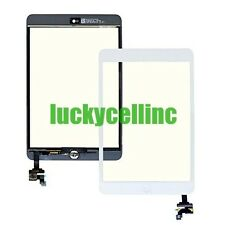 Touch Glass Digitizer Screen + IC Connector for iPad Mini 1 2 Retina Display