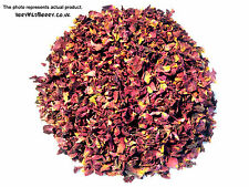 Dried rose petals for tea making - make your own blend, natural, loose 5g-500g