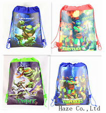 Teenage Mutant Ninja Turtles Kid Backpack Environmental Drawstring bag Wholesale