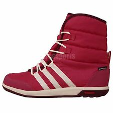 Adidas CH Choleah Padded Primaloft Winter Fuchsai Womens Outdoors Shoes Boots