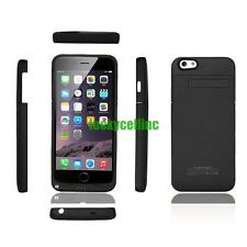 "5000mAh iPhone 6 Plus 5.5"" External Battery Backup Bank Power Case Cover USA"