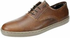 Mens Red Tape Tan Brown Lace up leather Casual comfortable Shoes UK 7 8 9 10 11