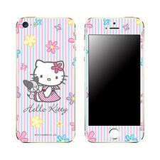 Skin Decal Stickers iPhone Galaxy Universal Mobile Phone - Hello Kitty And Puppy