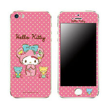 Skin Decal Stickers iPhone 6 Plus Universal Mobile Phone-Hello Kitty Candy Bear