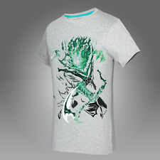 Men League of Legends! Thresh the Chain Warden cotton T-shirt boys and girls LOL